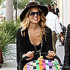 Rachel Zoe Sunglasses Shopping With Skyler Berman Pictures