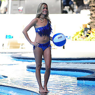 Kristin Cavallari Swimsuit Pictures in Miami For Skyy