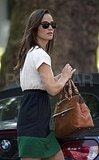 Pippa Middleton Wraps Up Her Week in a Familiar Dress