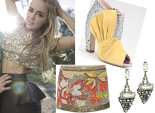 The Best Buys To Bling Up Your Friday Night Outfits: Sequinned Jackets, Skirts, Hot Heels and Statement Accessories Online!