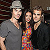 The Vampire Diaries Panel at Comic-Con