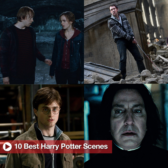 Best Scenes From Harry Potter and the Deathly Hallows Part 2 2011-07-18 14:51:25
