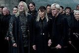 The Malfoy Family Retreats