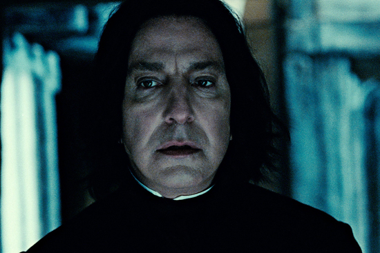 Harry Finds Out the Truth About Snape