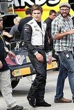 Zac Efron Gets Sexy in a Racing Suit For His Latest Film