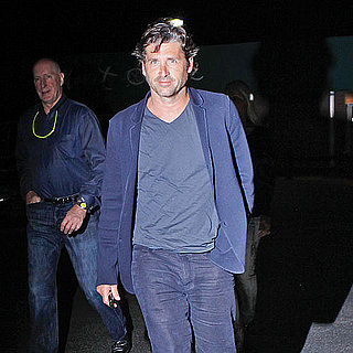 Patrick Dempsey Leaving Nobu After Dinner in Malibu