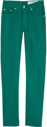 Rag & Bone Bright Green Jeans ($165)