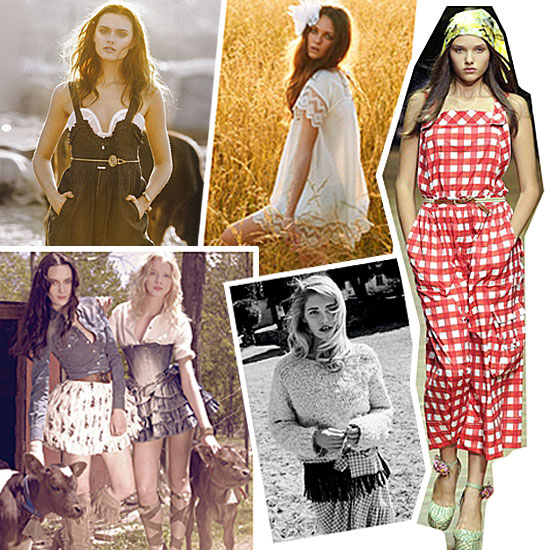 Summer on the Farm: How to Get Country Chic
