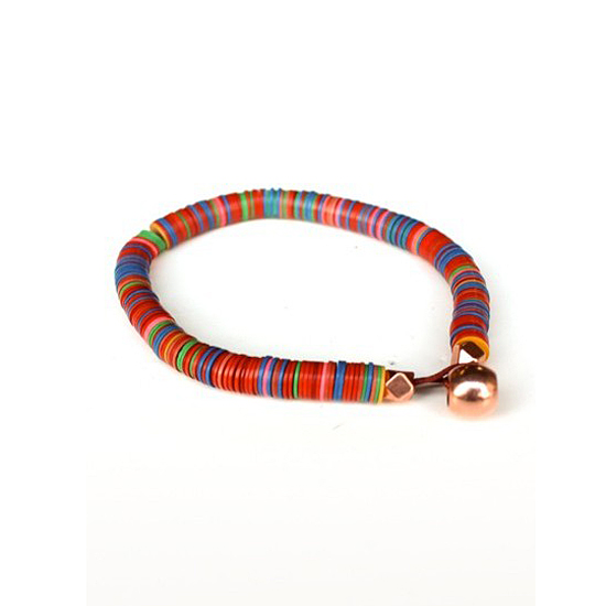 Vanessa Mooney Waffer Bracelet, $33