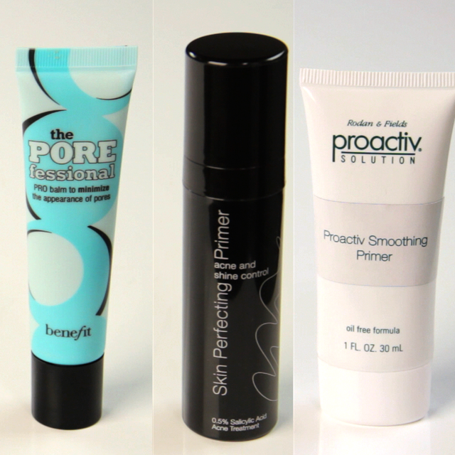 3 Primers That Minimise Pores