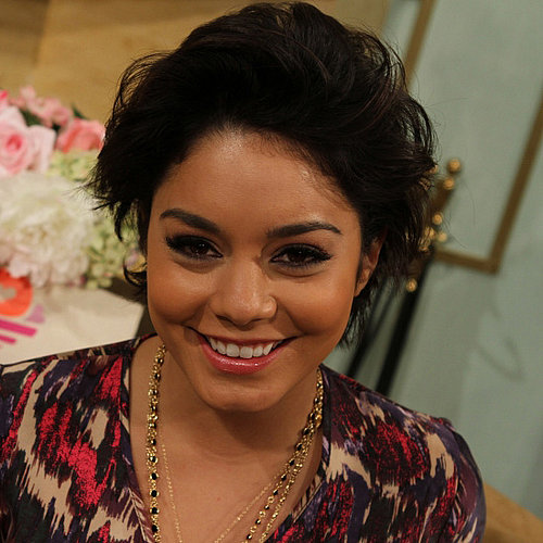 Vanessa Hudgens Says Short Hair Makes Her Feel Like a Soccer Mum