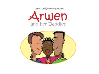Arwen and Her Daddies ($25)