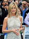 Jennifer Aniston Looks White Hot For Her London Premiere!