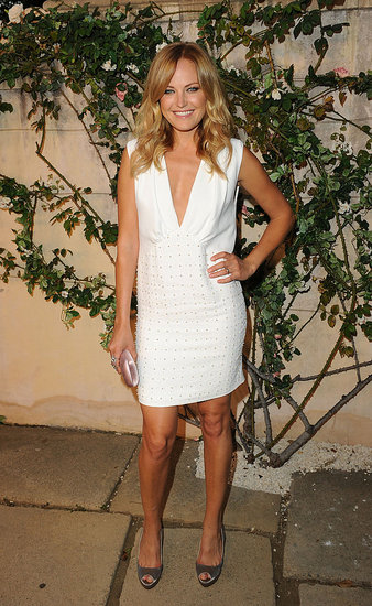 Malin Akerman at a Miu Miu party.