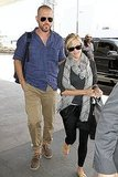 Reese Witherspoon and Jim Toth Take Off Together