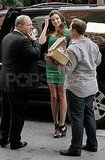 Miranda Kerr with Harvey Weinstein.