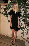Jaime King at a Miu Miu party.
