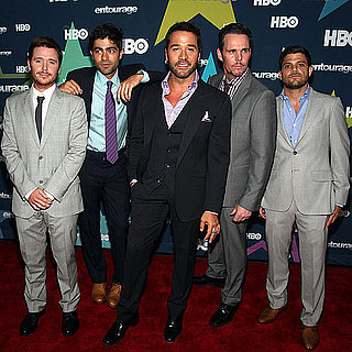 Entourage Season Eight Premiere Pictures in NYC