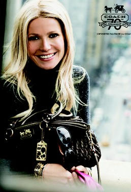 Check Out Gwyneth Paltrow&#039;s Ads For Coach