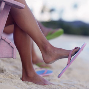 How to Prevent and Heal Cracked Heels