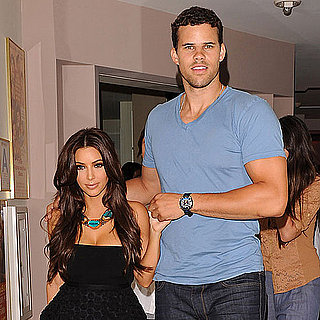 Kim Kardashian and Kris Humphries Pictures Holding Hands