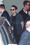 Robert Pattinson at Comic-Con.