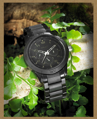 Sprout ST/3205 BKBK Watch