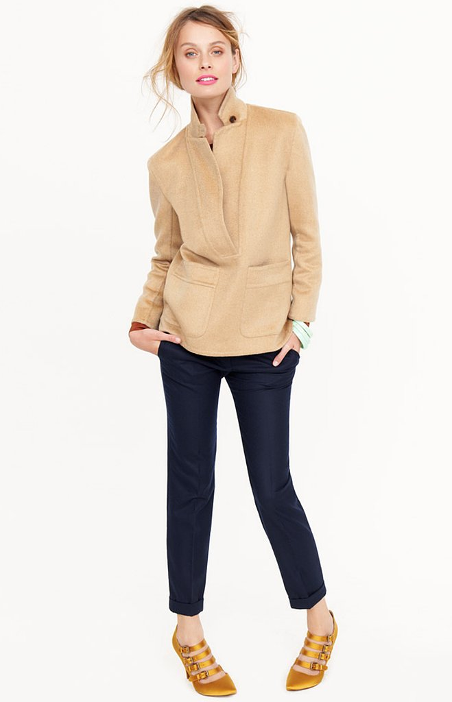 Double-faced Cashmere Popover, $1,200