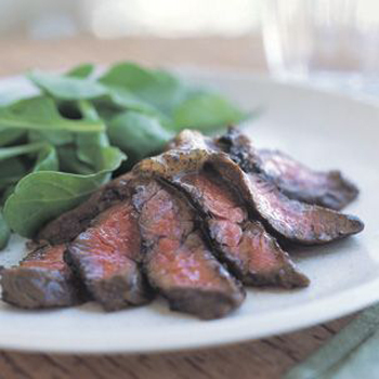 Tequila-Marinated Skirt Steak