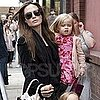 Angelina Jolie Pictures With Knox and Vivienne Jolie-PItt