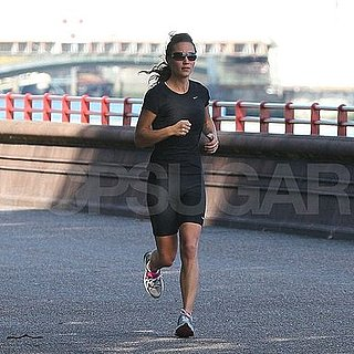 Pippa Middleton Running Pictures in London