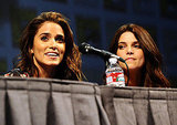 Nikki Reed and Ashley Greene