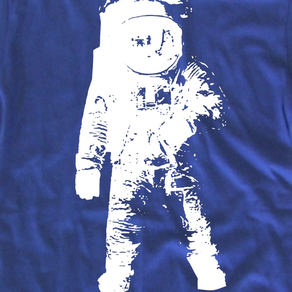 Outer-Space Science Geek Shirt ($18)