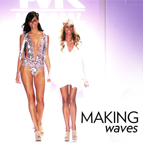 Tavik Swimwear's Spring/Summer Collection Brings the Heat