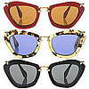Shop Miu Miu Fall 2011 Sunglasses Collection
