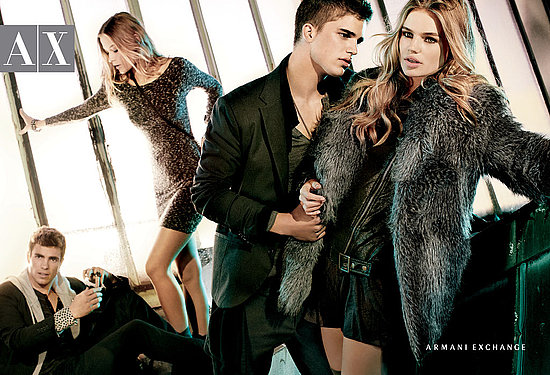 Fall Campaign Roundup, Part III — Givenchy, Giorgio Armani, and More