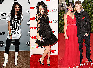 Selena Gomez Turns 19: We Stalk The Teen Queen's Best Looks Over The Years