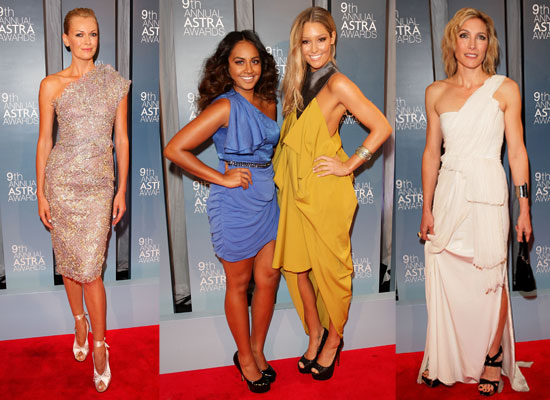 Party People! See Who Frocked Up for the Astra Awards