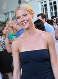 Gwyneth Paltrow hangs out in the Hamptons.