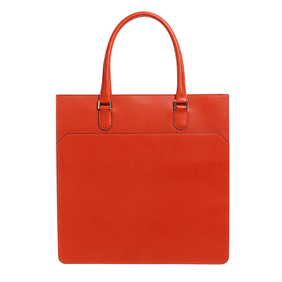 Valextra Slim Shopping Bag, $1,600