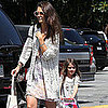 Katie Holmes Pictures With Daughter Suri Cruise