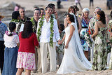 Stephen Gyllenhaal gets married.