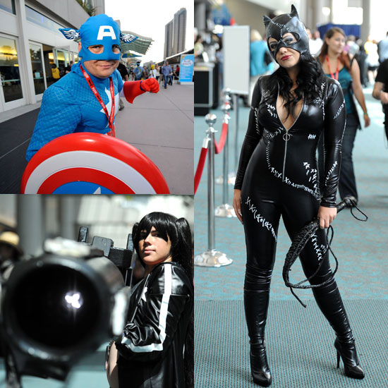 2011 Comic-Con Costume Pictures