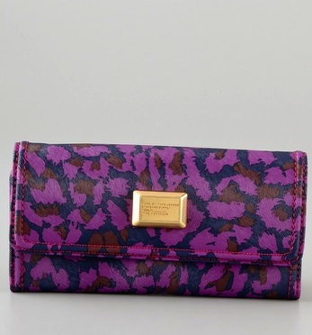 Marc by Marc Jacobs Animal Wallet ($158)