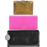 Cool Wallets: Kate Spade, Stella McCartney, and Jerome Dreyfuss 2011-07-26 04:00:52