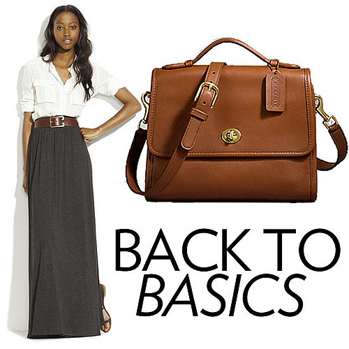 Fall Shopping Basics 2011-07-25 13:57:33