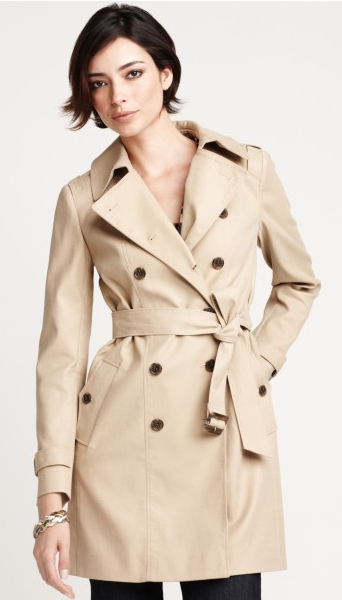 Best Basics: Trench Coat
