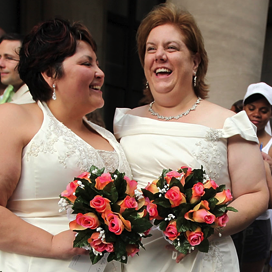 New York City Gay Marriage Pictures