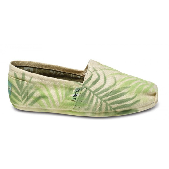 Gabriel Lacktman for Toms Safari Stencil Classics, $68