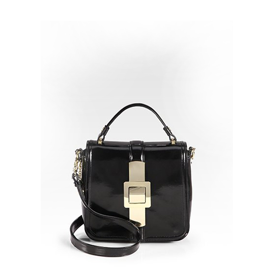 Milly Spazzalato Top Handle Satchel, $395